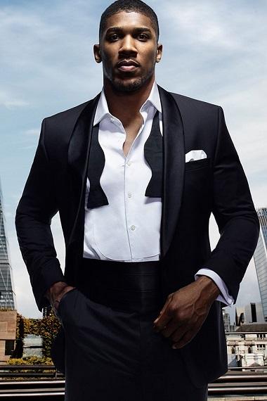 Anthony Oluwafemi Olaseni Joshua, Unified Heavyweight World Champion