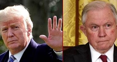 Woodward's book underscores Trump's contempt for Sessions