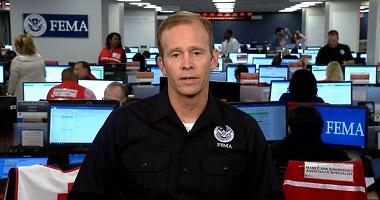 FEMA Admin Brock Long talks about Hurricane Florence