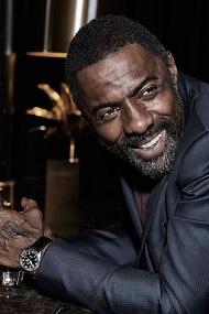 Idris Elba, Beard