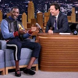 Idris Elba Shows Off His 'Quiet Storm' Radio DJ Voice