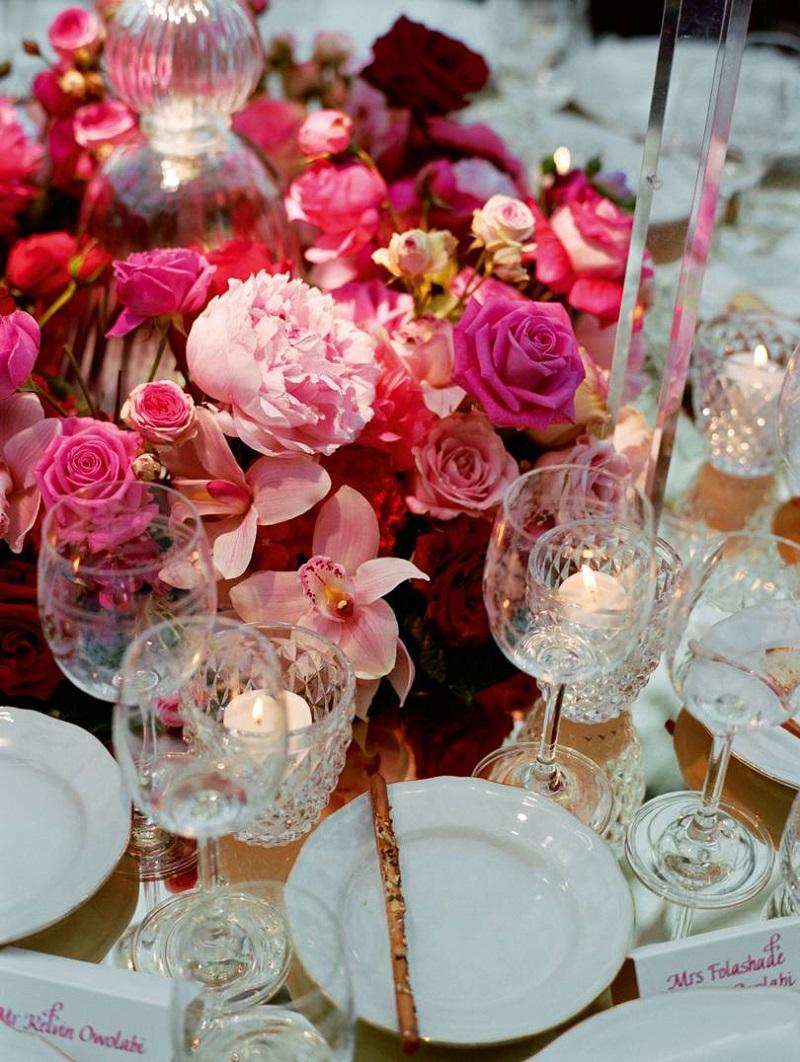 Inside Idris & Sabrina Elba's Beautiful Moroccan Wedding