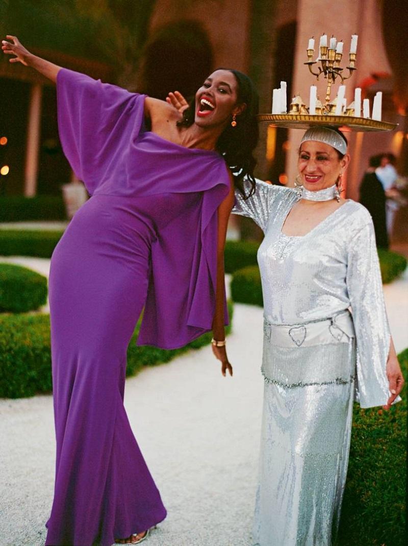 """Inside Idris & Sabrina Elba's Beautiful Moroccan Wedding"
