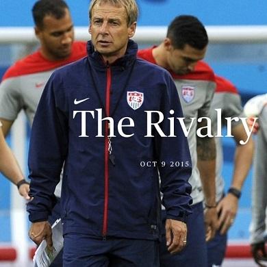 Jurgen Klinsmann The Rivalry