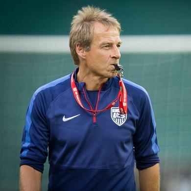 Jurgen Klinsmann reviews 2015 and set the priorities for next year.