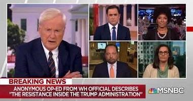 'TREASON?' Trump blasts anonymous New York Times op-ed