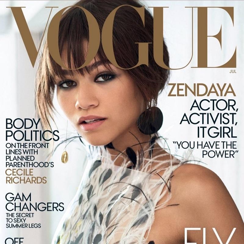 Zendaya, Actor, Acitivist, It Girl,