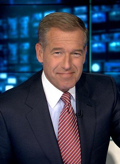 Brian Williams, MSNBC