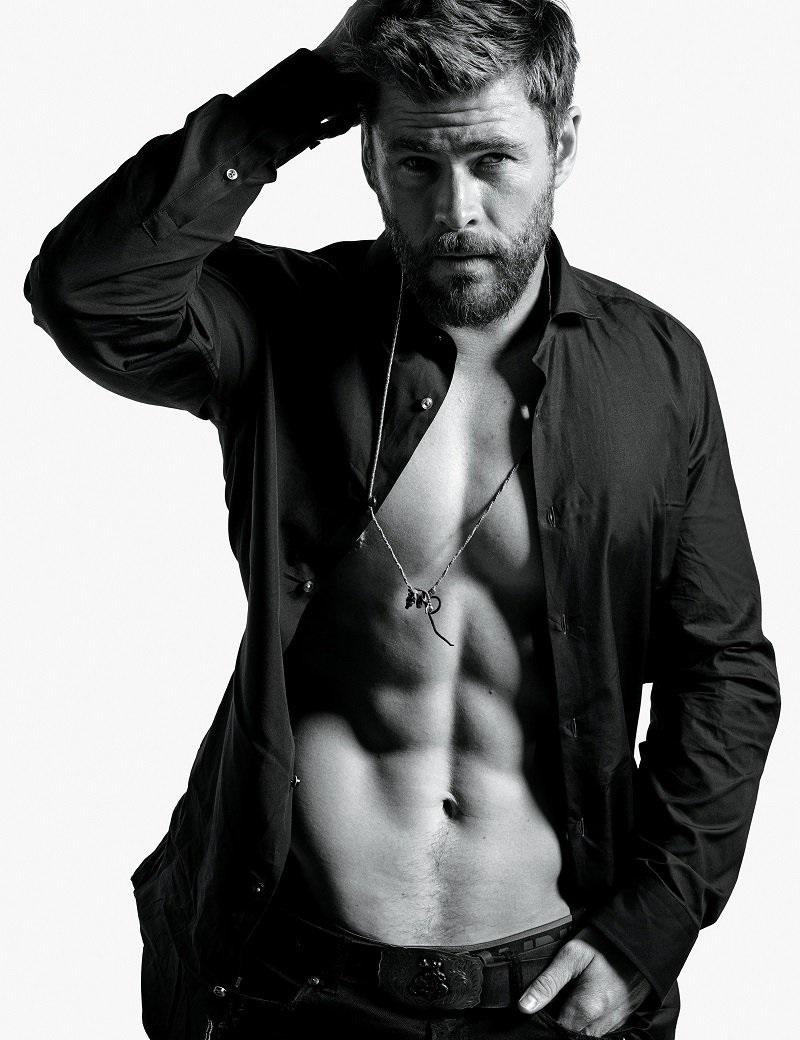 Chris Hemsworth reveals his top grooming rules