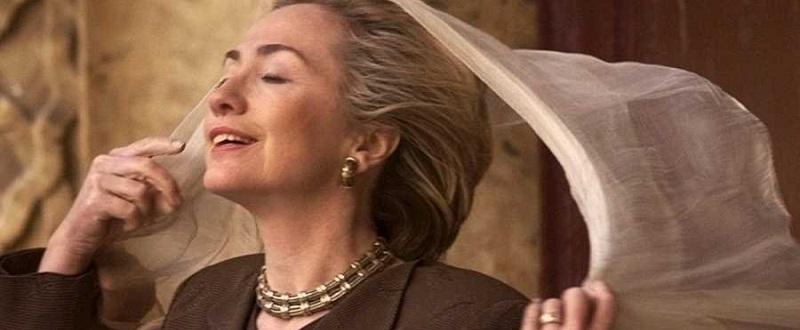 Hillary Clinton on Haircolor