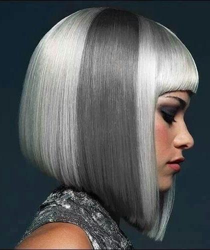 Designer Gray Hair