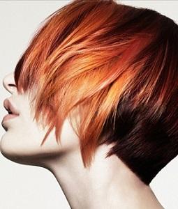 Blonde Brown Haircolor