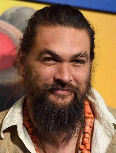 Jason Momoa How to get a thicker beard