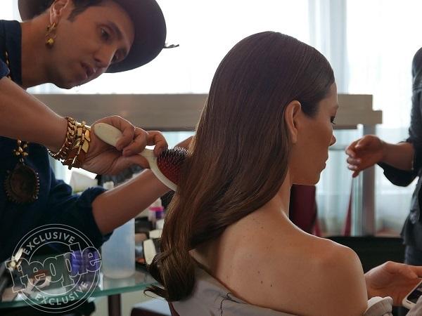 How Jessica Biel Got Her Awesome Oscars Hair