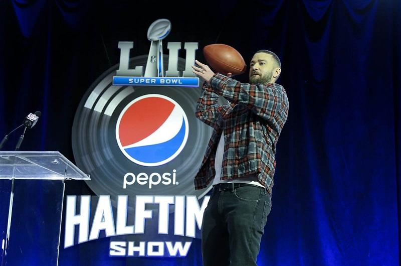 Justin Timberlake Interview Pepsi Super Bowl Halftime Show