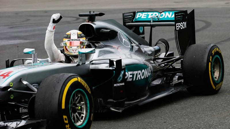 Lewis Hamilton, the fastest man on wheels
