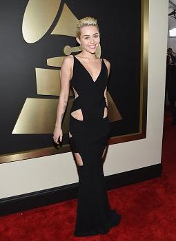 Miley Cyrus's Platinum Blonde Hair