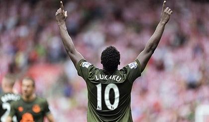 Everton's Romelu Lukaku warns defenders to 'get out of the way'