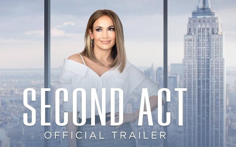Jennifer Lopez Second Act Official Trailer