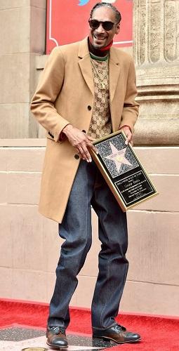 Snoop Dogg Hollywood Walk Of Fame