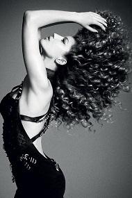 Natural Hair Heatless Curls Flexi Rod Set