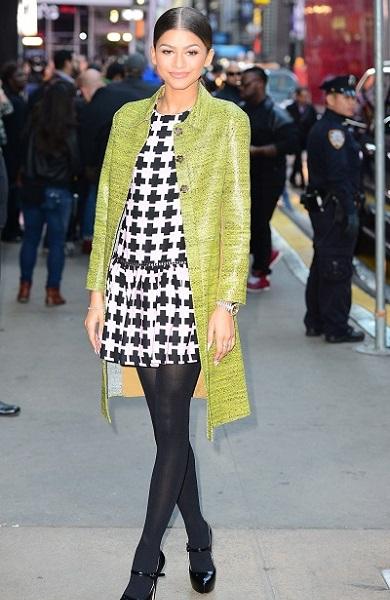 Zendaya Coleman Fall Fashion